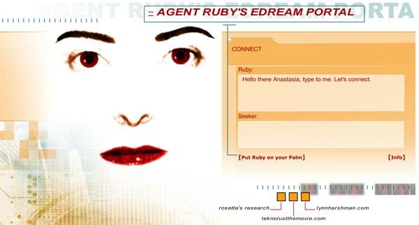 SFMOMA presents Lynn Hershman Leeson: The Agent Ruby Files