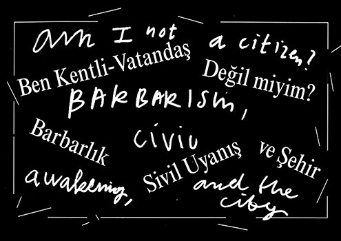 The 13th Istanbul Biennial Film Programme
