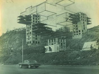 Post-war Soviet architecture at SALT
