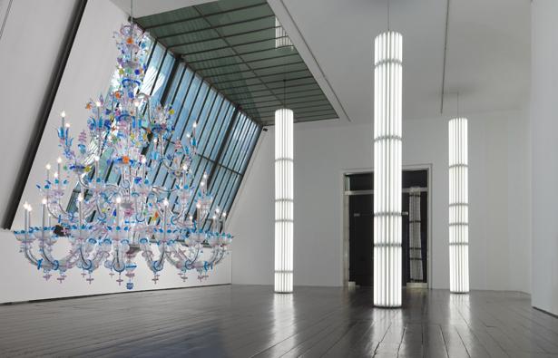 Cerith Wyn Evans at Thyssen-Bornemisza Art Contemporary