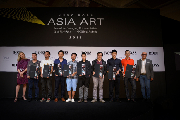 HUGO BOSS ASIA ART finalist exhibition opens