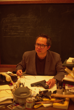 Mel Chin at New Orleans Museum of Art