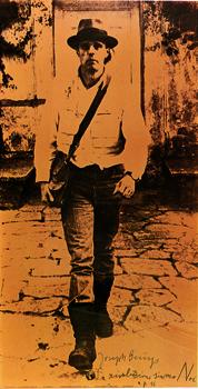 Joseph Beuys at Fundación Proa