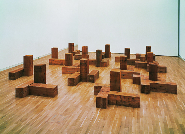 Carl Andre at Dia:Beacon - Announcements - e-flux