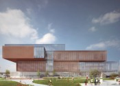 Rendering of Remai Modern.
