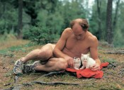 Torbjørn Rødland, Nudist no. 6, 1999. C-print, 42 x 52 cm. Courtesy the artist.
