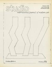 Michelangelo Pistoletto, Studio International, Vol. 180, No. 924, July/August, 1970, p. 15. Courtesy the artist and Galleria Continua.