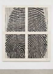 Meyer Vaisman, Under My Thumb A, 2014. Courtesy the artist and Eleven Rivington.