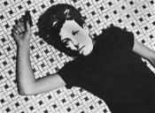 David Wojnarowicz, Arthur Rimbaud in New York (Tile floor, gun), 1978–79. From a series of twenty-four gelatin-silver prints, 8 x 10 inches each. Courtesy of the Estate of David Wojnarowicz and P.P.O.W Gallery, New York.