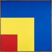 Ellsworth Kelly, Red, Yellow, Blue, 1963. © Ellsworth Kelly.