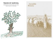 Left: Traces of Survival by Ruya Foundation and Mercatorfonds. Right: Invisible Beauty by Ruya Foundation and Mousse Publishing.