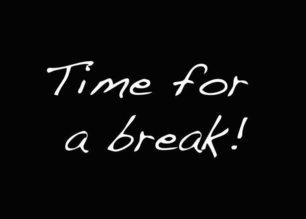 time for a break announcements e flux rh e flux com time for breakfast lunch and dinner time for breaking fast