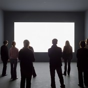 Alfredo Jaar, Lament of the Images, 2002. Collection of Museum of Modern Art, New York and Louisiana Museum of Modern Art, Humlebæk.