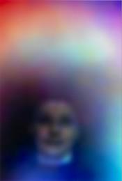 Susan Hiller, Homage to Marcel Duchamp: Aura (Blue Boy). Courtesy Susan Hiller and Lisson Gallery, London. © Adagp, Paris 2015.