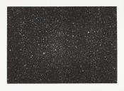 Vija Celmins, Starfield, 2010. Mezzotint, 66.7 x 90.8 cm. Published by Simmelink-Sukimoto Editions, Ventura, CA. Courtesy the artist and Matthew Marks Gallery.