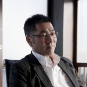 Tatsuo Miyajima.Photo:Nobutada Omote.