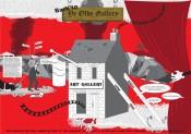 Nils Norman, Back to Ye Olde Gallery, 2011.Digital drawing.