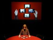 Silvia Maglioni & Graeme Thomson,Dark Matter Cinema Tarot.