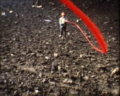 Roman Signer, Stromboli 1992(film still). Super 8. Image:Stefan Rohner.