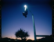 Kahlil Joseph. Streetlight, 2014. Motion picture still. Collection of the artist.