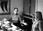 Jacqueline Vodoz, Carla Lonzi with a friend, mid-1970s. © Fondazione Jacqueline Vodoz e Bruno Danese, Milan.