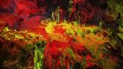 Kapwani Kiwanga, Strata (Technicolor), 2016.Courtesythe artist, Galerie Tanja Wagner, Berlin and Galerie Jérôme Poggi, Paris.