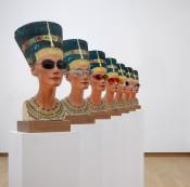 Isa Genzken,Nofretete, 2014.Courtesy Galerie Buchholz, David Zwirner, and Hauser & Wirth.© Isa Genzken, VG Bild – Kunst, Bonn 2016.