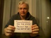 !MEDIENGRUPPE BITNIK,Delivery for Mr. Assange(still), 2013. Online performance.Courtesy Migros Museum Für Gegenwartskunst.