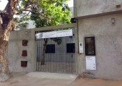 RAW Material Company's new space in Zone B, Dakar. Courtesy of Raw Material Company.