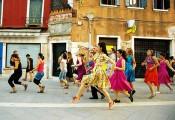 Marinella Senatore,The School of Narrative Dance, Venice Parade,2015. Courtesy the artist.