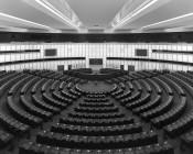 Bojan Salaj, European Parliament, Strasbourg, Interiors-Correspondences, 2014.