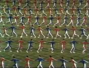 Marta Popivoda, Yugoslavia-how ideology moved our collective body (still), 2013. Film.
