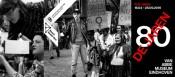 Left: Vídeo-Nou,lliga de Catalunya pels pobles de Girona, 1977. Photograph.CourtesyCollection MACBA;Centre d'Estudis i Documentació;Fons Video-Nou / Servei de Vídeo Comunitari. Center:The Ministry has blood on its hands,December 1, 1995,Archivo Queer?Photo: Andrés Senra. Right:Rally for Solidarity Against Domestic Violence, Kadıköy Yoğurtçu Park, Istanbul,1987. Archive: Murat Çelikkan.Design: 75B.