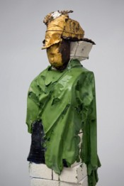 Matthew Monahan, Old Helix, 2011.Courtesy of Galerie Fons Welters, Amsterdam.Photo:Gert Jan van Rooij.