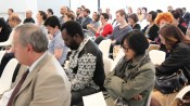 3rd IBA General Assembly meeting at Triennale of Milan. Photo:Jongin Park.