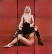 Natalia LL, The Velvet Terror II, 1970.©Wroclaw Contemporary Museum.