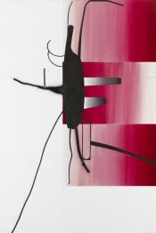 Albert Oehlen, Ohne Titel (Baum 6) [Untitled (Tree 6)], 2014.*