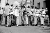 ENEMA Collective, Mezclilla, Havana and Camaguey, Cuba, 2001-02. Performance.Courtesy of ENEMA Collective. ©ENEMA Collective.