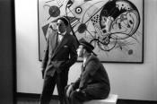 Hans Haacke,Fotonotizen, documenta 2(Photo notes, documenta 2), 1959.Oneof 26 black and white photographs. © Hans Haacke / VG Bild-Kunst. Courtesy Hans Haackeand Paula Cooper Gallery, New York.