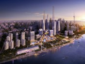 CourtesyPublic Art for Lujiazui Harbour City.