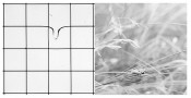 Left: Ulrik Heltoft, 1954,2012/2016. Direct gelatin silver print, 20.3 x 25.4 cm. Right: Ebbe Stub Wittrup,IS 40:22,2016. Selenium toned gelatin silver print, 25.4 x 20.3 cm.