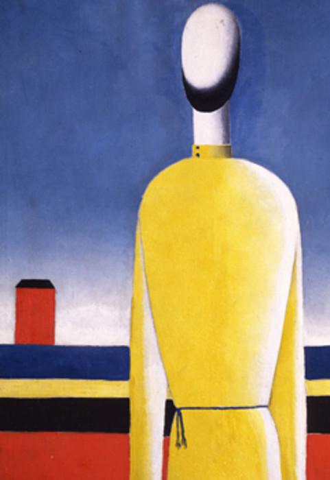 Kazimir Malevich at Fundación Proa