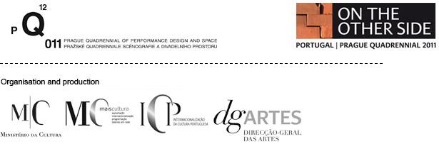 Portuguese representation at the 12th Prague Quadrennial