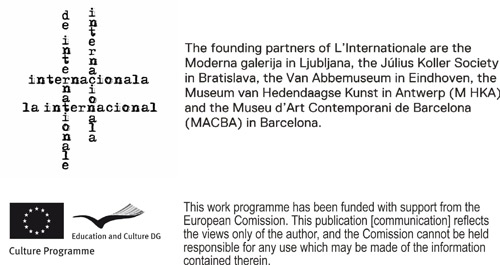 Museum of Parallel Narratives - In the Framework of L'Internationale