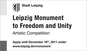 Leipzig's Monument to Freedom and Unity: Competition